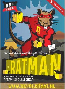 2014 Ratman (Medium)