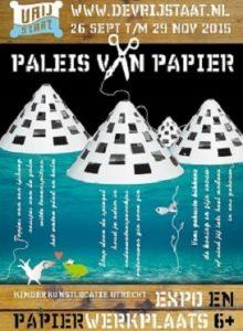 2015 Expo Paleis van Papier