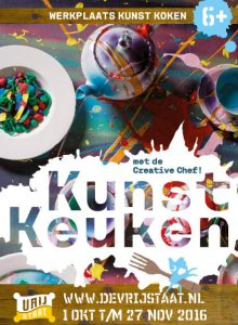 2016 Kunstkeuken A5