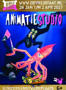 2017 Animatiestudio flyer