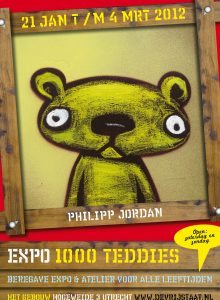 2012 Expo 1000 teddies