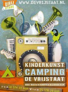 2014 Kinderkunstcamping