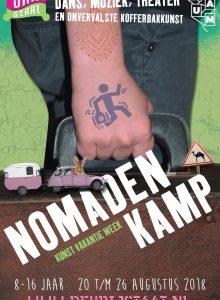 2018 Nomadenkamp