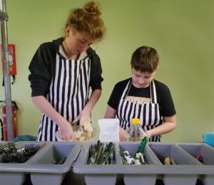 KookKeet Vrijstaat kookclub kinderen