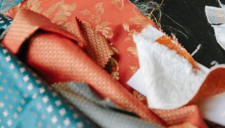 Kleding, stoffen, textiel