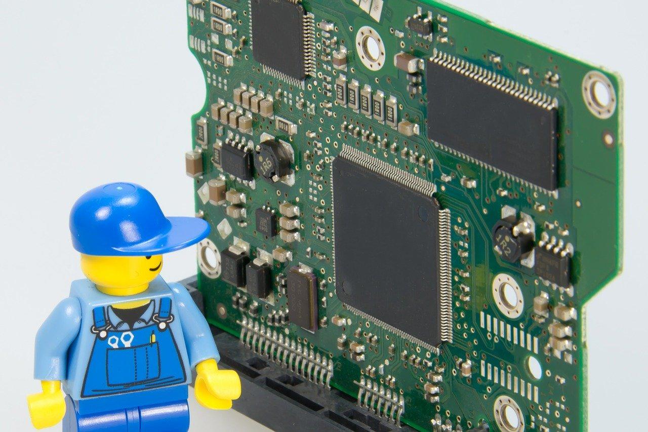 elektronica workshop lego
