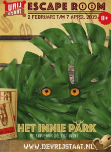 2019 ESCAPEROOM Het Inni Park